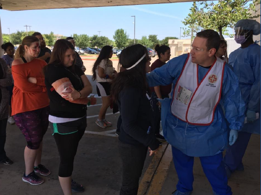 City of Denton Disaster Drill: The Student's Perspective