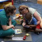Literacy program at UNT