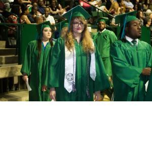 Proud Graduates to be