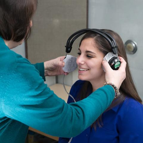 Audiology and Speech-Language Pathology (BS)