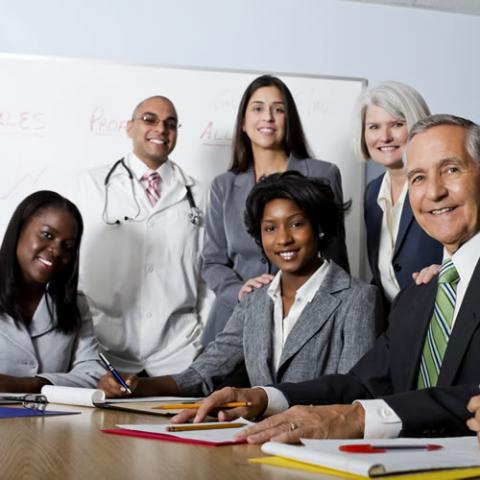 Health Services Administration (MS)