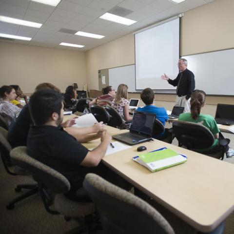 Nonprofit Leadership Studies (BS)