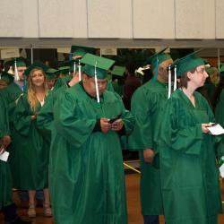 HPS graduates