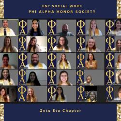 Phi Alpha Honor Society