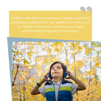 Autism Spectrum Disorder Grant