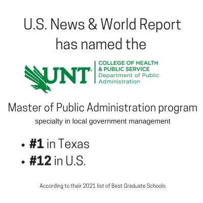 U.S. News and World Report names two HPS graduate programs top in the state and among the nation's best
